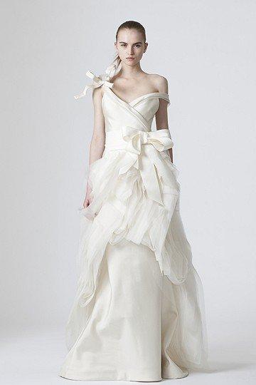 Wedding Dresses: Vera Wang Spring 2010
