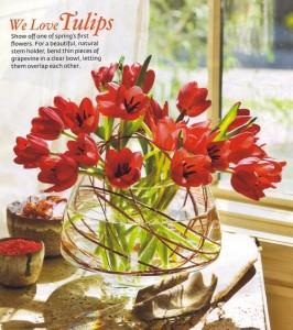 Flower Ideas: Tulips