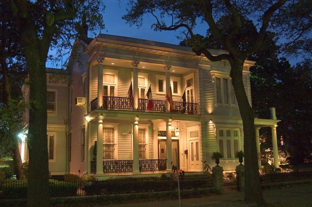 Elms Mansion and Garden