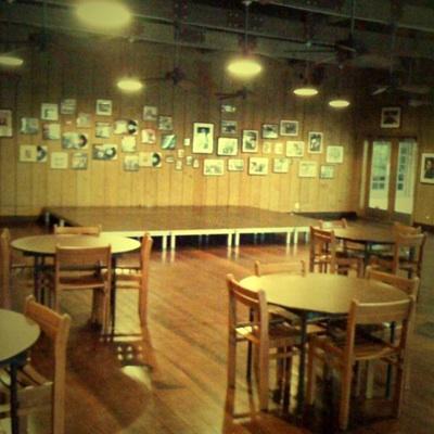 Cajun Ballroom at the Audubon Zoo