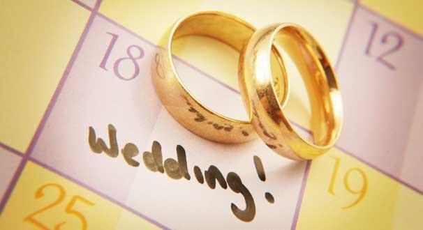 How to plan a wedding in a week pt 1 woman getting married
