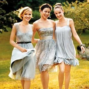 Unique Bridesmaids Dresses