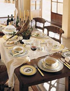 Daily Registry: Dinnerware