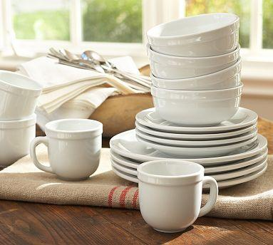 PRODUCT Suppertime 16-piece Dinnerware Set & Daily Registry: Dinnerware | Woman Getting Married