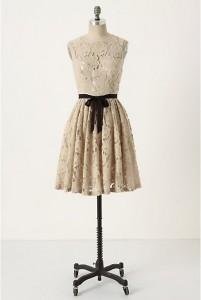 Bridesmaid Pick: Anthropologie Dresses