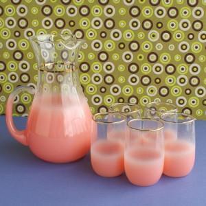 Vintage Find: Blendo Glassware