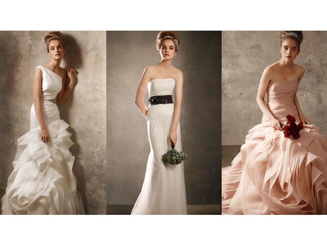 Vera Wang for David's Bridal: Preview
