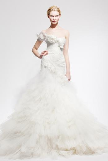 Wedding Dress Designer: Marchesa | Woman Getting Married