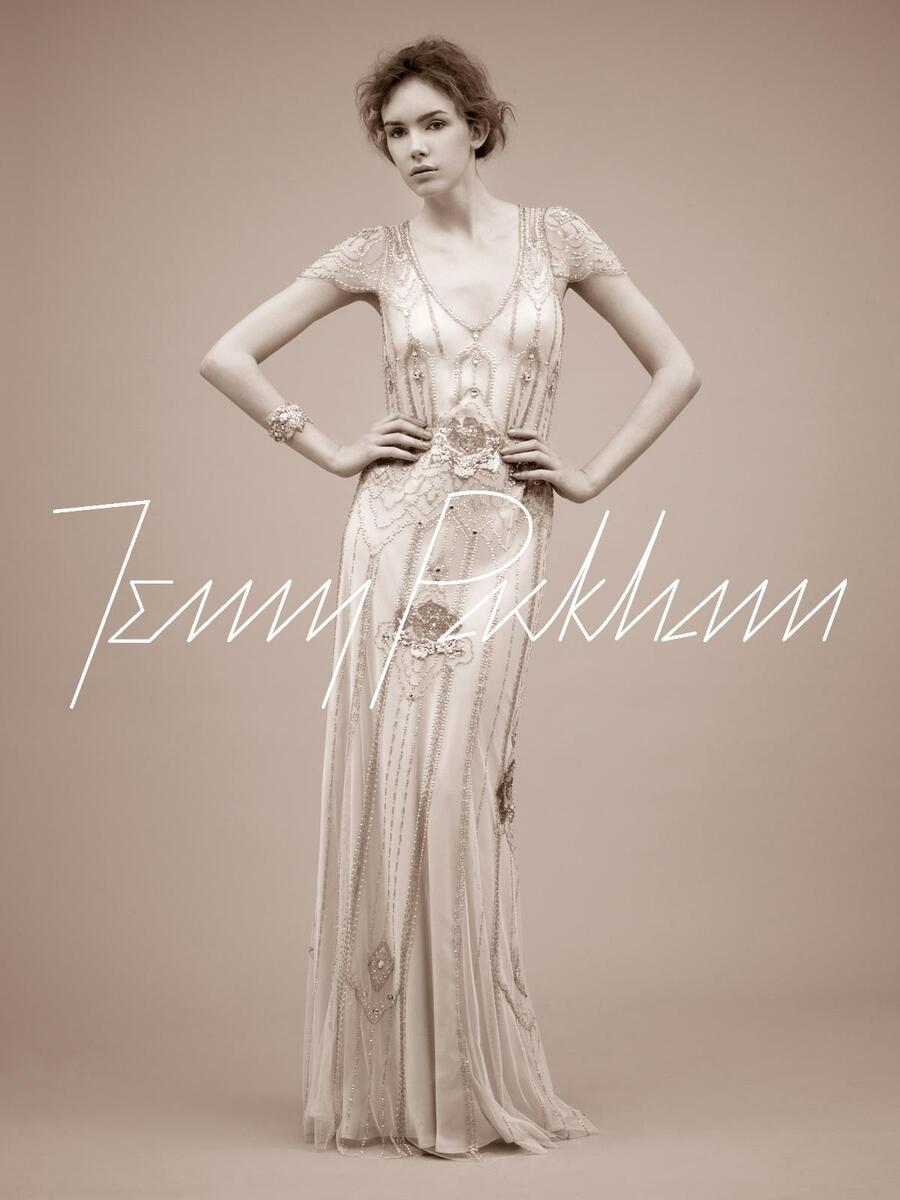 Wedding Dress Designer: Jenny Packham | Woman Getting Married