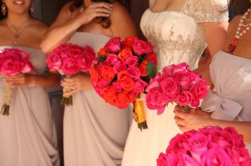 best wedding flowers by season
