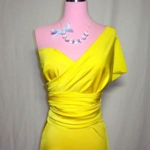 Bridesmaid Pick: Convertible Dress
