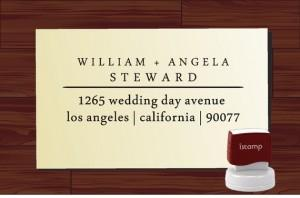 Cute Return Address Stamps and Labels