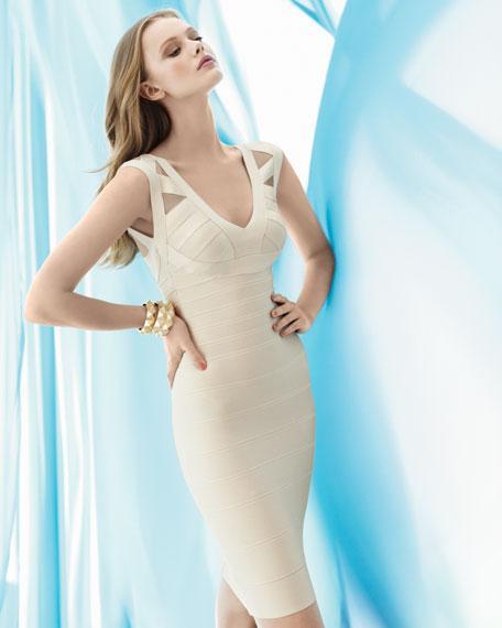 Wedding Dress Alternative: Herve Leger