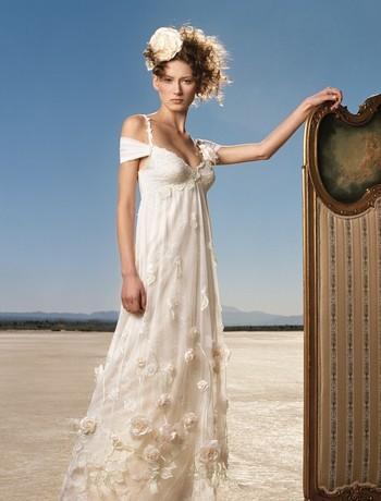 Wedding Dress Designer: Claire Pettibone