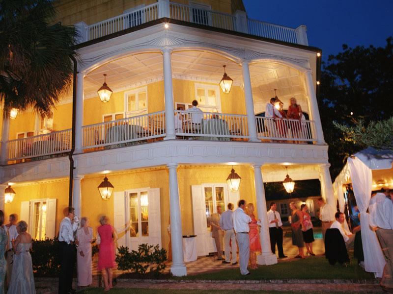 the william aiken house wedding venue