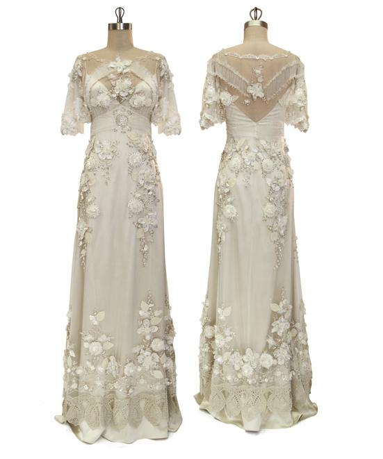 Wedding Dress Designer Claire Pettibone Woman Getting Married
