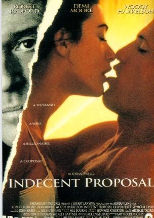Honeymoon Style Inspiration: <i>Indecent Proposal</i>
