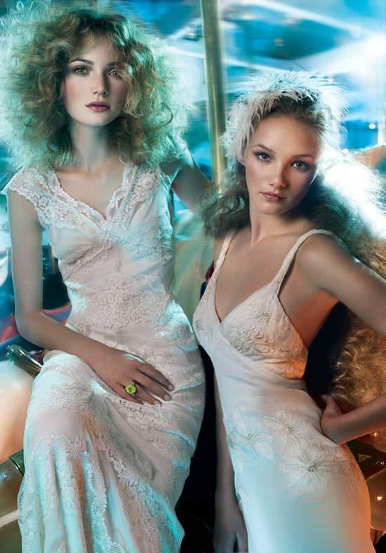 Wedding Dress Designer: Elizabeth Fillmore