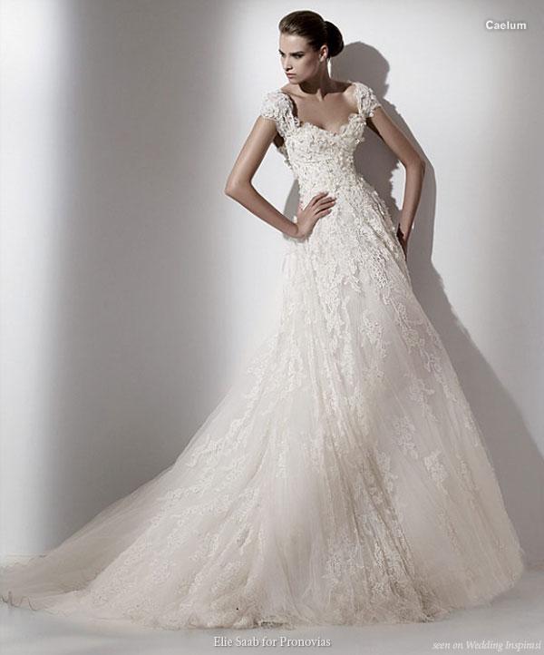 Wedding Dress Designer: Elie Saab | Woman Getting Married