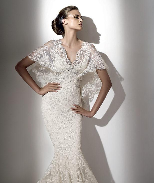 Wedding Dress Designer: Elie Saab