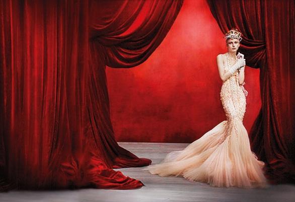 Wedding Dress Designer: Reem Acra