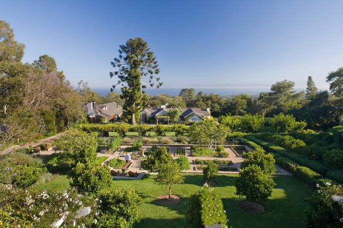 Santa Barbara, CA: San Ysidro Ranch