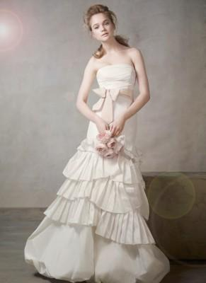 f110c164192 White by Vera Wang Fall 2011 Collection