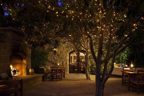 The Wine Cellar patio