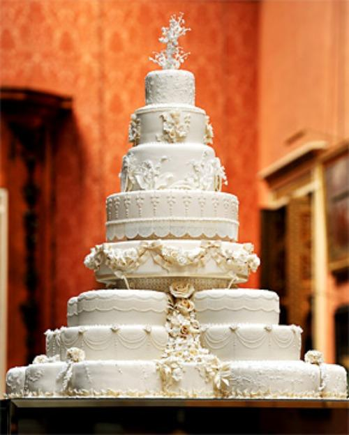 Kim Kardashian's Wedding Cake Costs How Much??