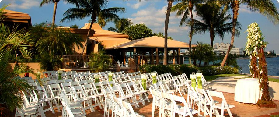 grove isle wedding venue
