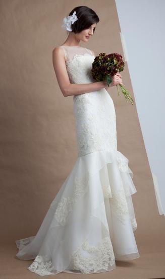 Wedding Dress Designer: Angel Sanchez