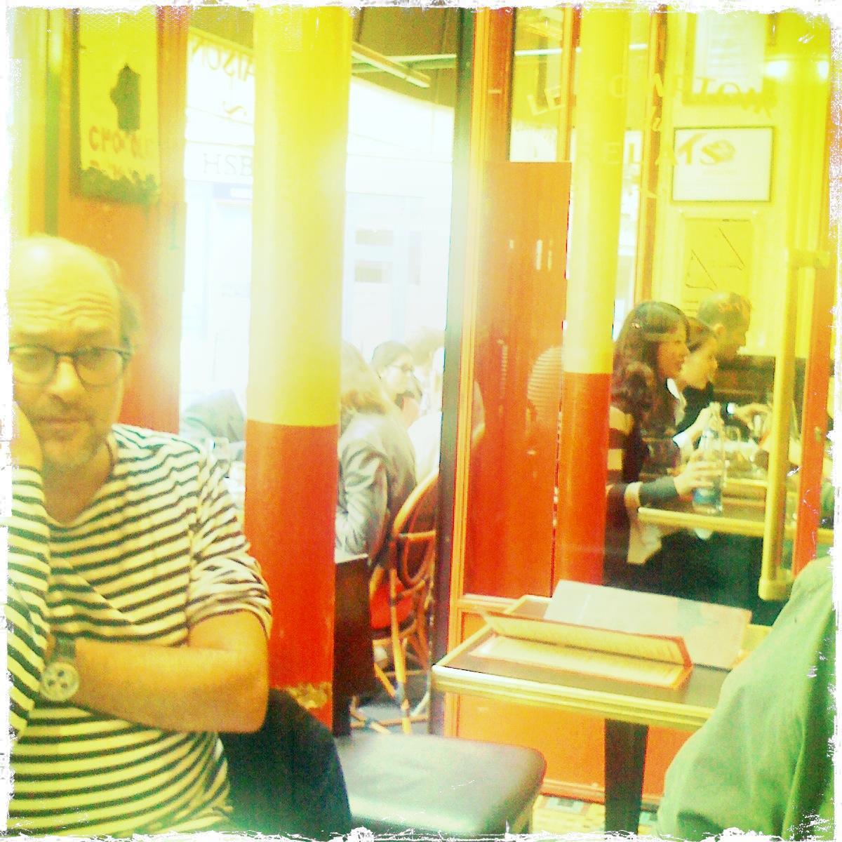 Paris honeymoon itinerary - Le comptoir du relais restaurant reservations ...