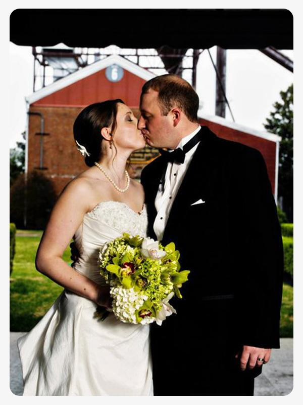 Real Wedding: Sarah + Drew