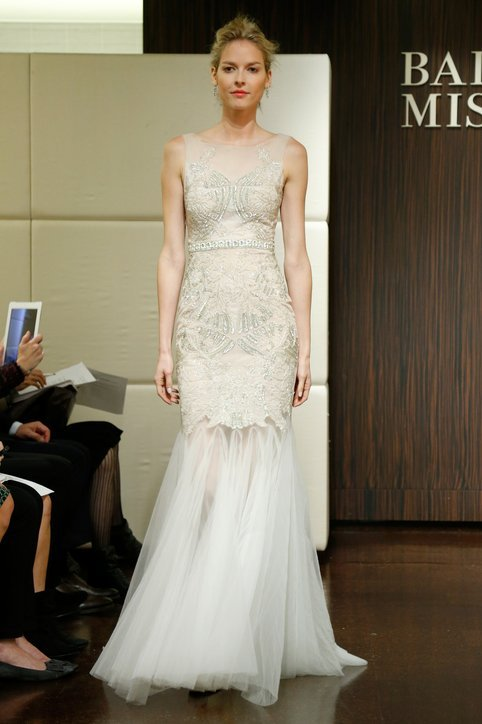 "Badgley Mischka Bride ""Pisces"" gown"