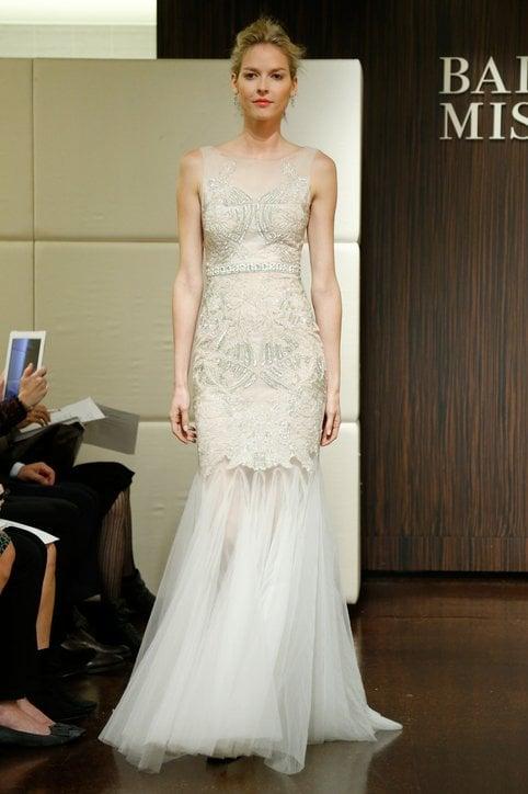 """Badgley Mischka Bride """"Pisces"""" gown"""