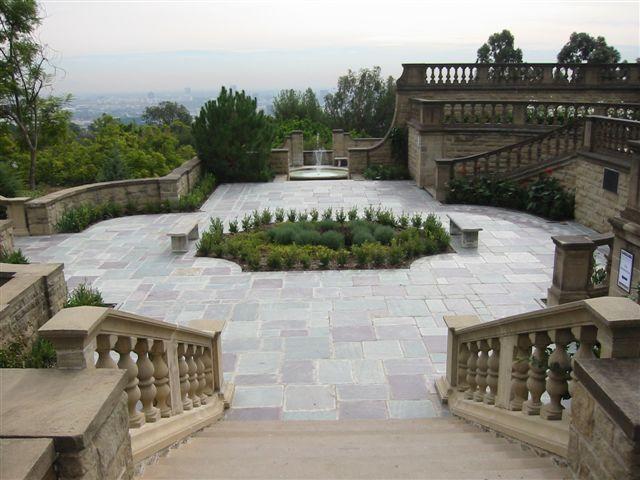 Formal Gardens Forecourt