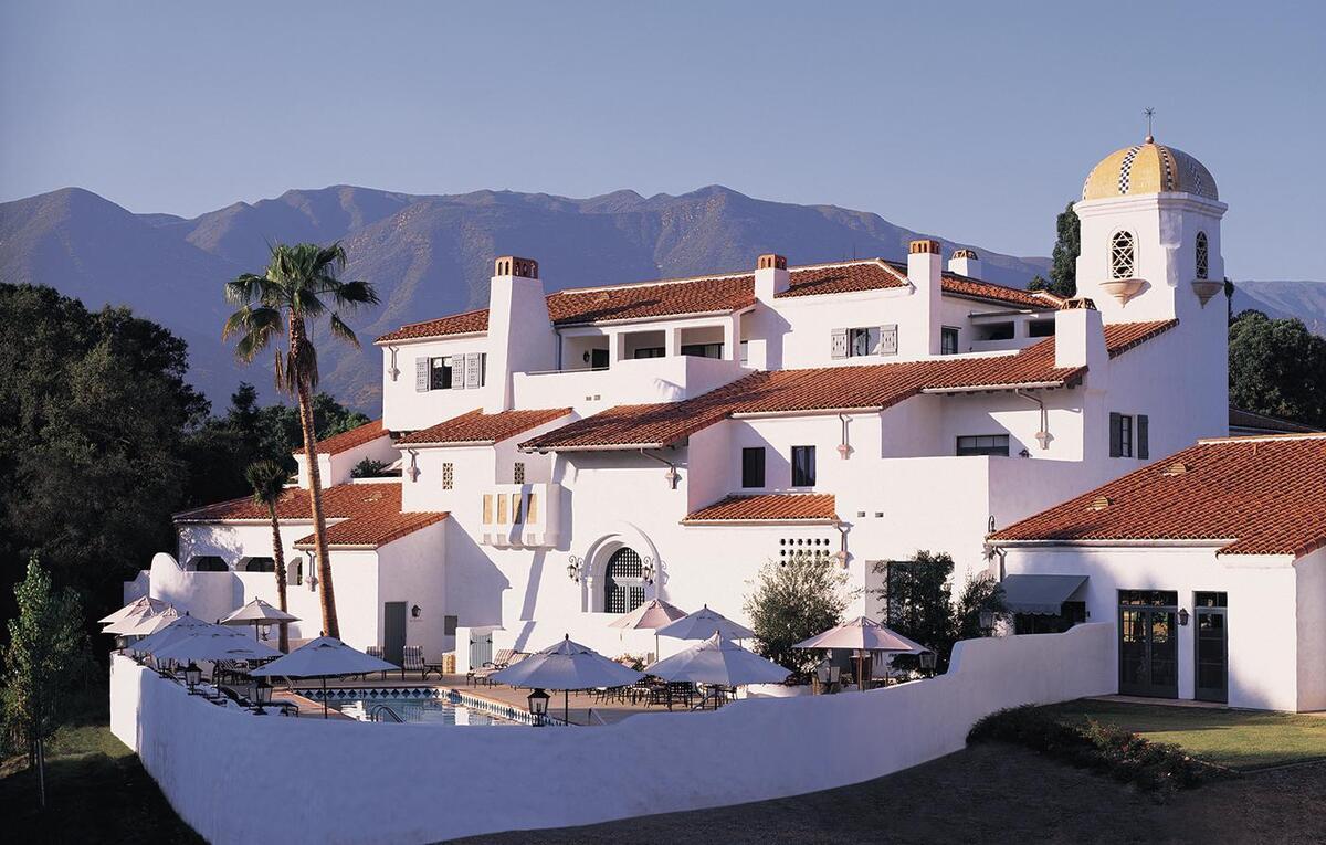 Rooms: Wedding Venue: Ojai Valley Inn And Spa