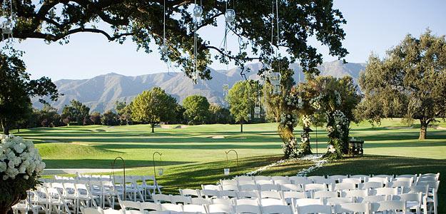 Ojai Valley Inn Ca: Wedding Venue: Ojai Valley Inn And Spa