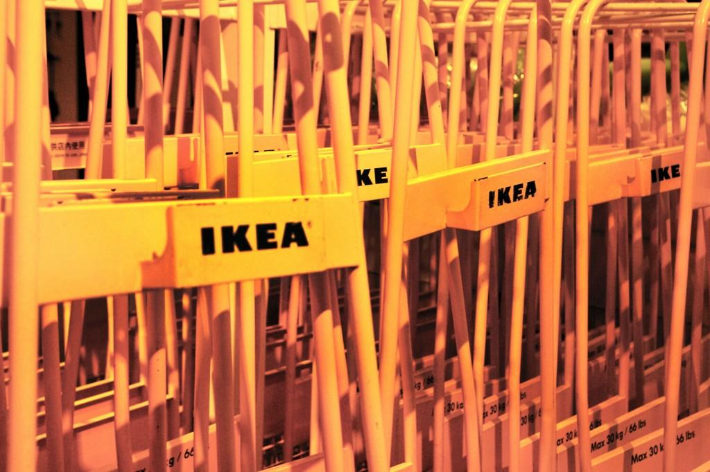 My Favorite Ikea Wedding Finds Woman Getting Married