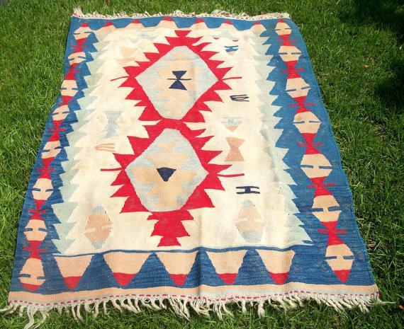 kilim rug wedding