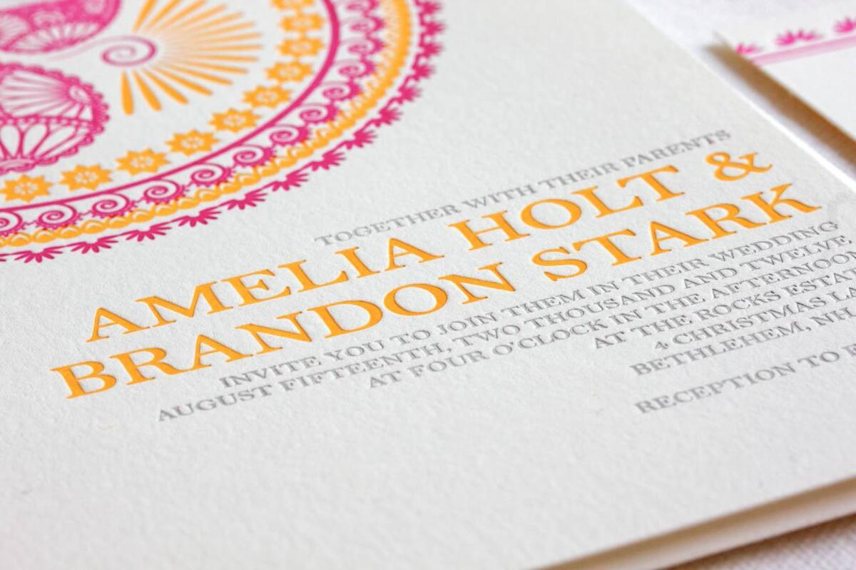 Wording Of Wedding Invitations: Proper Wedding Invitation Wording