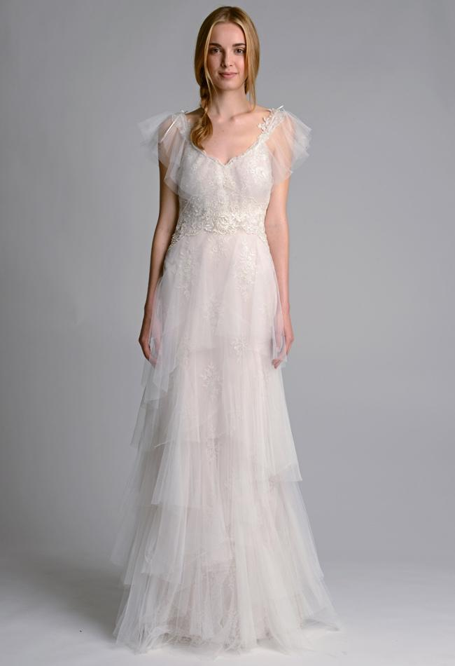 Marchesa Fall 2014 Bridal Collection