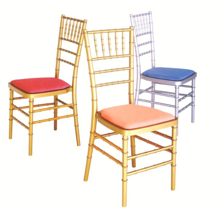 chiviari wedding chair rental