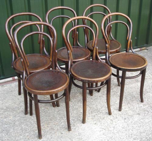 bentwood wedding chair rental