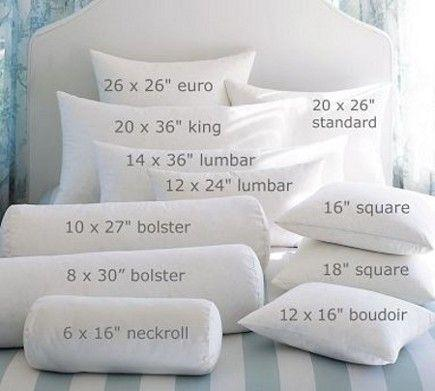 bedroom pillows. different types of pillows How to Create the Perfect Bedroom  Pillows Woman Getting Married