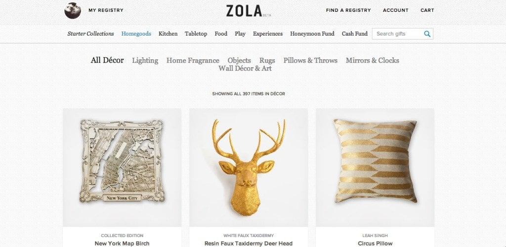 Daily Registry: Zola