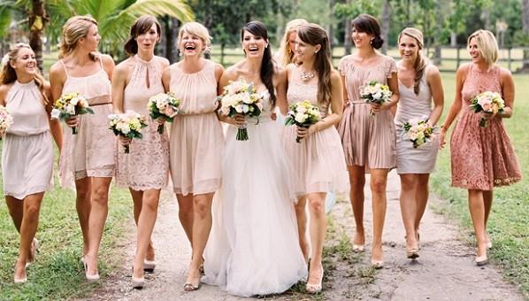 5 Ways To Help Your Bridesmaids Save Money