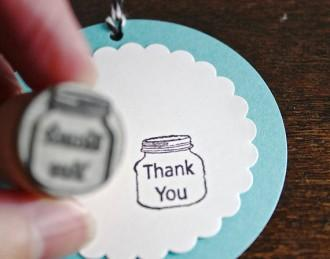 wedding stamp favor
