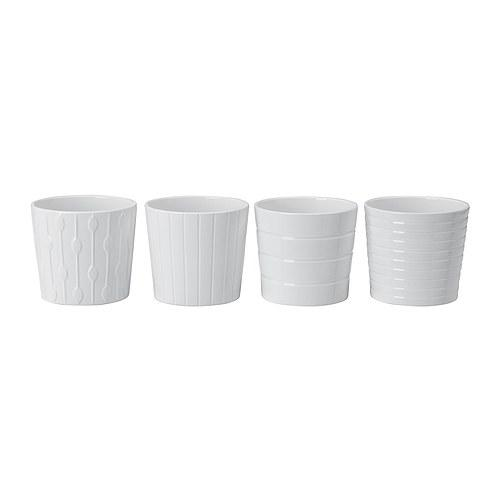 IKEA Kardemumma plant pot, $1.99