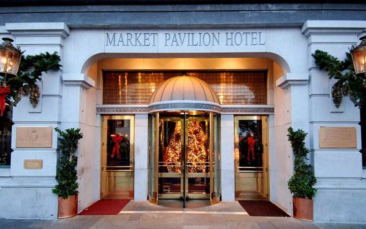 market pavillion hotel charleston honeymoon